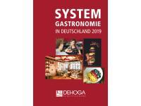 Titelbild zu Jahrbuch Systemgastronomie in Deutschland 2019. / Bildquelle: Deutscher Hotel- und Gaststättenverband (DEHOGA Bundesverband)