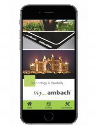 my_ambach / Bildquelle: Ambach Ali Group S.r.l.