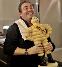Für Juan Amador ist es die dritte Höchstbewertung des Guide Michelins / Bildquelle: (c) Markus Oberlaender