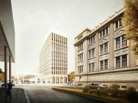MEININGER Hotel Bremen Außenansicht / Bildquelle: KNERER UND LANG Architekten GmbH mit Atelier . Schmelzer . Weber