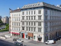 Living Hotel Wien an der Oper Fassade