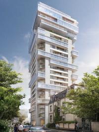 Riverpark Tower / Bildquelle: Ole Scheeren