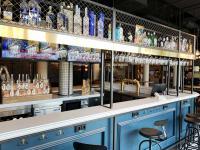Bar im Pubstyle im neuen ibis Landshut City / Bildquelle: © Christoph Weiss
