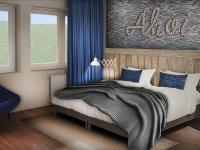 Zukünftige Zimmer im neuen Hotel Siel59 in Schlüttsiel / Copyright: Siel59