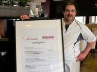 Herbert Kuffer ist neuer Küchenchef im Best Western Premier Novina Hotel Regensburg. / Bildquelle: Best Western Hotels Central Europe GmbH