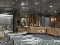 Berlin Marriott Hotel Foyer / Bildquelle: Alle Bilder Lutz Vorderwülbecke