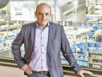 Rudi Seubert, seit 15. April Geschäftsführer der Winterhalter Deutschland GmbH / Bildquelle: Winterhalter Gastronom GmbH