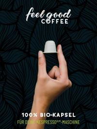 Feel Good Coffee Cover