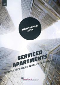 Marktreport Serviced Apartments 2019 / Bildquelle: © Apartmentservice