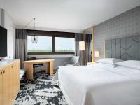 Sheraton Frankfurt Airport Hotel Badezimmer