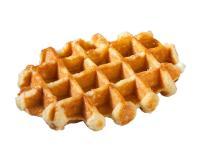 SG-Belgische Zucker-Butterwaffeln