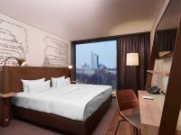 Musterzimmer Hyperion Hotel Leipzig / Bildquelle: Beide H-Hotels AG