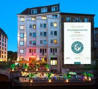Living Hotels Green Globe Berlin Mitte Juni 2019 / Bildquelle: Living Hotels