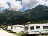 Blick auf den Jenner vom Campingplatz Grafenlehen / Bildquelle: Hotelier.de