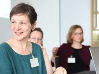 Silke Friedrich von der FH Münster koordiniert die zweite Runde des Forschungsprojekts