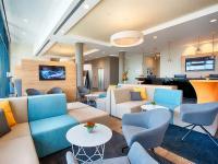 Lobby im LOGINN by ACHAT Leipzig / Bildquelle: ACHAT Hotels Deutschland