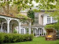 Villa Granitz von Außen