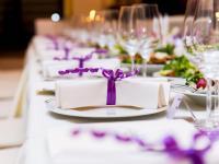Tipps für die perfekte Hochzeitstafel