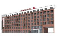 Ansicht Leonardo Hotel in Hamburg Altona / Bildquelle: © HWS Immobilien GmbH
