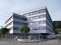 Visualisierung ibis Styles St.Margrethen / Bildquelle: ATM3 AG