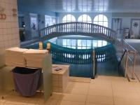Teure Spa-Einrichtung wie hier im einzigen 5 Sterne Superior Hotel an der Nordsee, dem Badhotel Sternhagen in Cuxhaven, will richtig finanziert werden, Bildquelle Hotelier.de