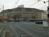 Das seit 1996 leerstehende Grand Hotel Astoria Leipzig am Hauptbahnhof wird komplett renoviert und eröffnet 2020 wieder / Bildquelle: Hotelier.de