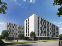 Hotelkomplex Ingolstädter Straße / © Residia