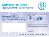 Kostenlose Blitzlichtberatung Wertscheck / Bildquelle: Bayerischer Hotel- und Gaststättenverband DEHOGA Bayern e.V.