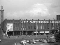 Anuga-Messehallen 1961