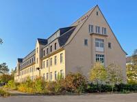 Gebäudeansicht des Hotelprojekts im neuen Stadtquartier Pioneer Park / Bildquelle: tophotel consultants GmbH