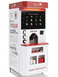 Schaerer Premium Coffee Corner 2019; Bildquelle Schaerer