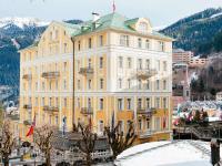 Diese Belle Époque-Villa wird das neue Selina Hotel in Bad Gastein / Bildquelle: © Selina
