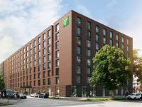Holiday Inn Hamburg Mitte (Visualisierung)
