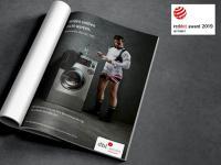 Helden sollten nicht warten. Für ihre starke Kampagne wurde die DBL nun mit dem renommierten Red Dot Award Brands & Communication Design 2019 ausgezeichnet. / Bildquelle: Beide DBL - Deutsche Berufskleider-Leasing GmbH