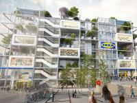 IKEA am Westbahnhof - Europaplatz / Bildquelle: © 2019 ZOOMVP_Querkraft