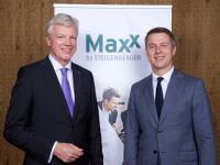 Thomas Willms, CEO, Deutsche Hospitality und Axel Jünke, Geschäftsführer der Brendal Hotel Group / Bildquelle: Steigenberger Hotels AG