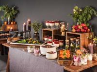 Weihnachtsbuffet auf skandinavische Art / Bildquelle: Alle Bilder VEGA