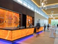 Das Best Western Premier Castanea Resort Hotel in Adendorf hat sein Angebot erweitert: Das Castanea Forum Adendorf ist eröffnet worden ? ein dem Vier-Sterne-Superior-Hotel angeschlossenes Tagungszentrum für Veranstaltungen bis zu 400 Personen. / Bildquelle: Best Western Hotels Central Europe GmbH