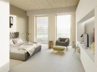 Visualisierung HoHo Hotel / © cetus Baudevelopment und cy architecture