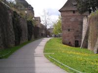 Der Frauentorgraben in Nürnberg / Bildquelle: Hotelier.de