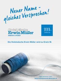 Bildquelle: Hotelwäsche Erwin Müller GmbH