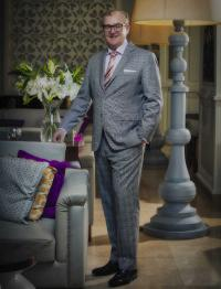 Martin R. Smura, Chief Executive Officer Kempinski Hotels / Bildquelle: Kempinski Hotels