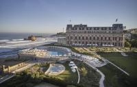 Hotel du Palais Biarritz Außenansicht