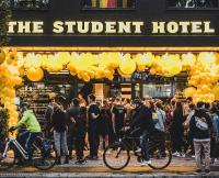 The Student Hotel öffnet seine Türen in Top-Lage in Berlin / Bildquelle: obs/The Student Hotel/PR