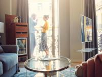 Lodging minibar balcony hotel hospitality / Bildquelle: Beide Dometic