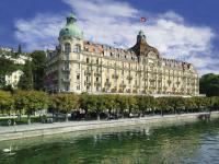 Mandarin Oriental Palace Luzern / Bildquelle: Beide Mandarin Oriental