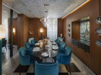 Private Dining Room im Mandarin Oriental, Milan - ein Konzept, dass über bloße Ansprüche hinausgeht; Bildquelle Mandarin Oriental