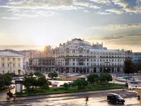 Hotel Metropol, Moskau / Bildquelle: Alle Bilder Metropol Moskau