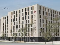 Rendering AZIMUT Hotel Raunheim / Bildquelle: © AZIMUT Hotels