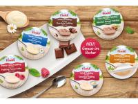 frischli Becher Sahnepuddinge 2019 / Bildquelle: frischli Milchwerke GmbH
